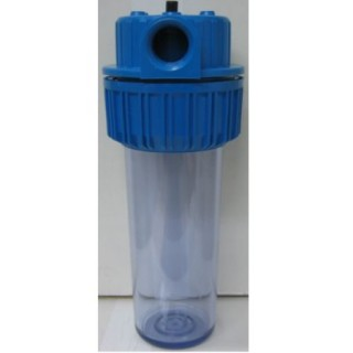 "10"" Standard Pre/Post-Filter Housing w/ 1"" FNPT"