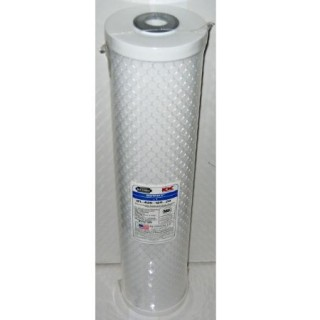 "Jumbo 20"" - 4.5""x20"" Carbon Block Cartridge Filter"