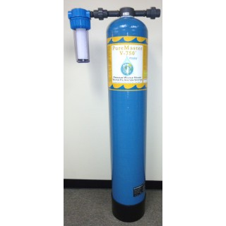 PureMaster V-750 Premium Whole House Water Filtration System