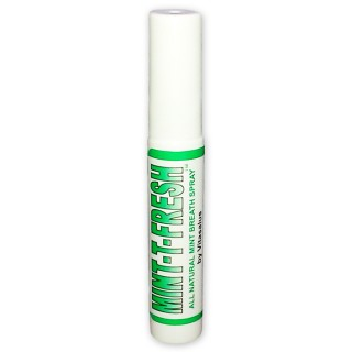 Vitasalus Mint-T-Fresh Breath Spray (0.25 fl oz pump spray)