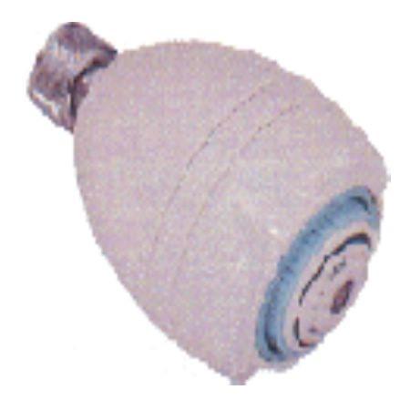 deluxe showerhead for the v 20 shower water filter. Black Bedroom Furniture Sets. Home Design Ideas