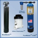 Well Water System Package #3 w/MetalMaster 6 gpm