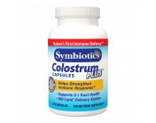Symbiotics Colostrum PLUS - 120 capsules - 480mg each/30-day supply
