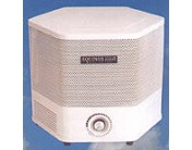 EQ-1000 White Table Top Air Filter