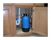 EQ-25 Undercounter Water Filtration System