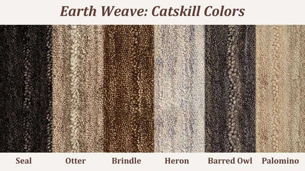 Earth Weave Catskill Colors