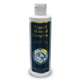 Liquid Mineral Complex™  - Life-enhancing Ionic Ocean Minerals, 8 oz, 1 plastic bottle