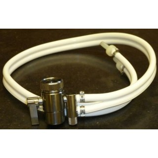 V-5 Countertop Hose (w/ steel diverter)