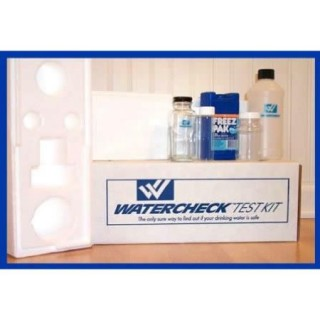 Well Watercheck Standard (Watercheck Basic + Bacteria and VOCs)