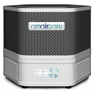 Amaircare 2500 Portable HEPA Air Purifier (White)