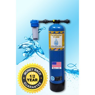 PureMaster V-Series V-500 Premium Whole House Water Filtration System ***FREE Shipping***