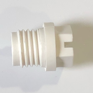 Drain Plug - Inline Chlorinator