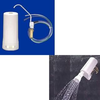 V-5 Undercounter and V-20 Shower Combo