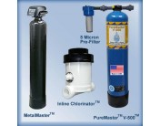 Well Water System Package #3 w/MetalMaster 8 gpm
